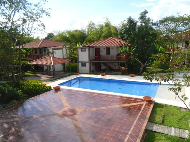 Finca La Irlanda - Quindio - Bed & Breakfast