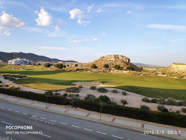 Bonito apartamento Campo  Golf Valle Golf Resort.