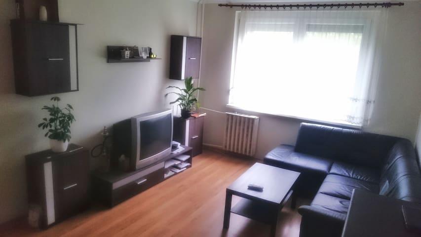 Kiadó másfél szoba zugló határán - Budapest - Apartment