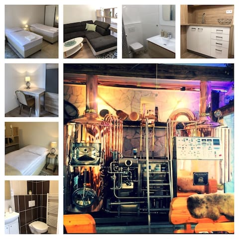 Excellent location - brewery - apartament for 2