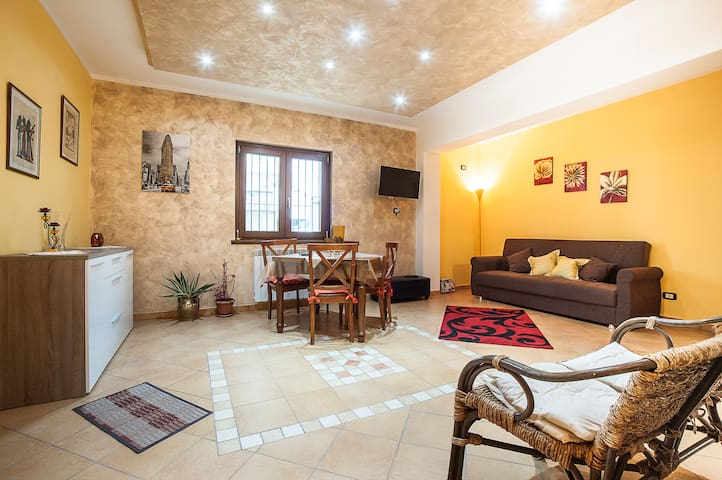 """ACRI House""""La Rosa dei Venti"""" - Acri - Apartment"""