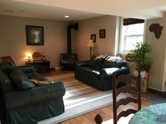 Private Apartment in Niagara-on-the-Lake