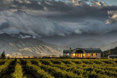 Stunning  Vineyard Homestead - Renwick