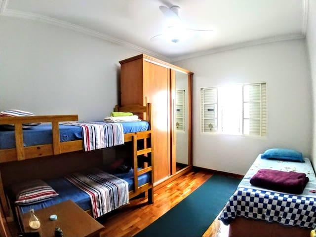 Hostel Muarama - Feminino - Lagoa Azul