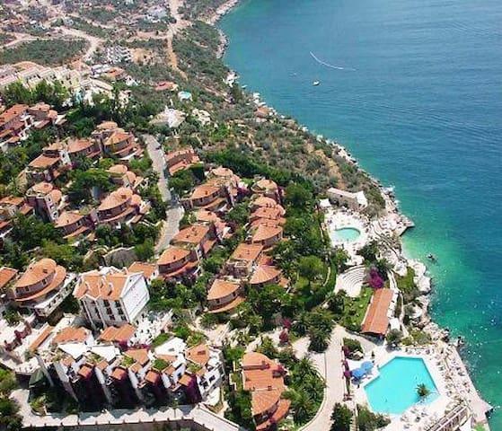 Akdeniz büyüsü/ Méditerranée - Kaş - Appartement