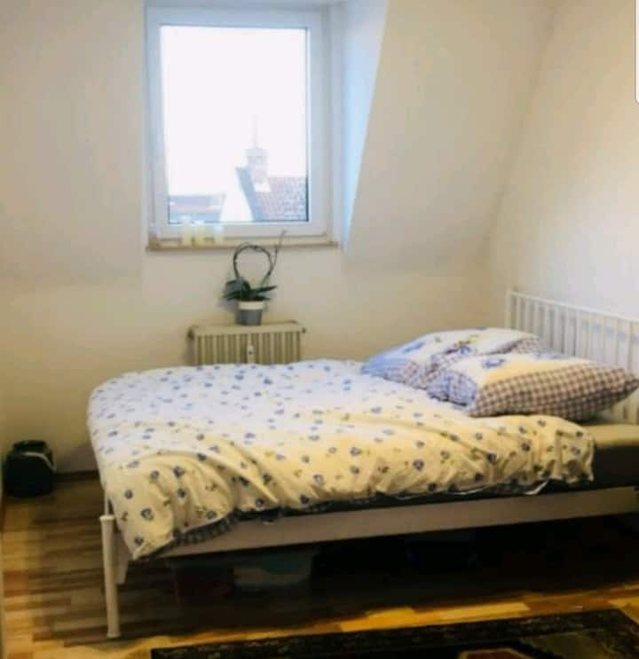 Cozy apartment right in the heart of Mannheim