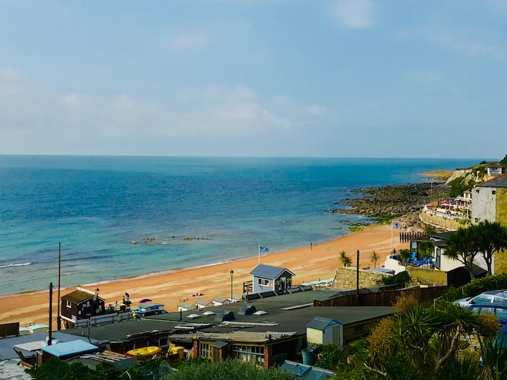 'Kaia' Beach Vista, Ventnor Beach