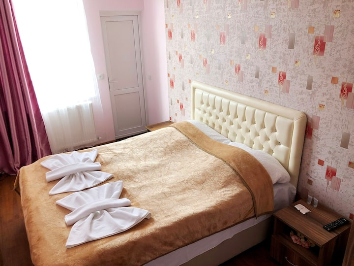 """,,Red house"""" - Bedroom  #4"""