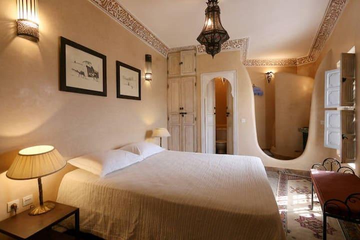 Les Epices Marrakech Centre Médina - Marrakesh - Bed & Breakfast