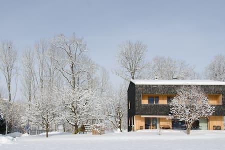"""Ferienwohnung """"Am Ruggbach"""" - Lochau - Apartment"""