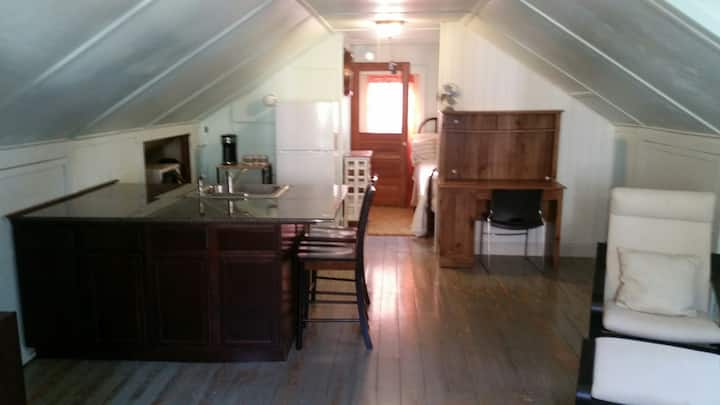 Downtown Getaway - Private Carriage House