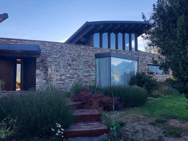 Casa con vistas panorámicas en Peñón del Lolog