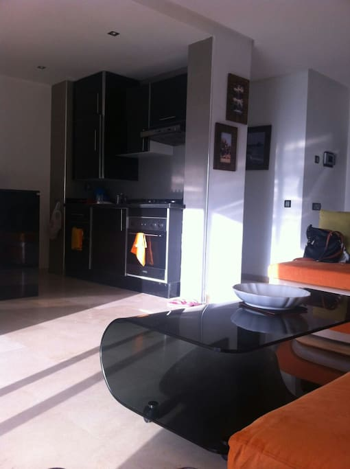 Appartement oued cherrat bouznika appartements louer for Chambre a coucher wad kniss