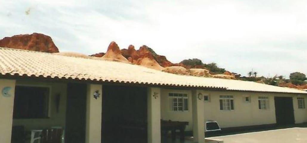 Linda casa em beberibe Ceará