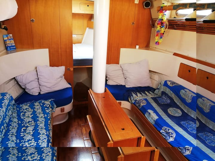 House boat ⛵