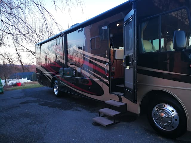 Rivals RV extended stay