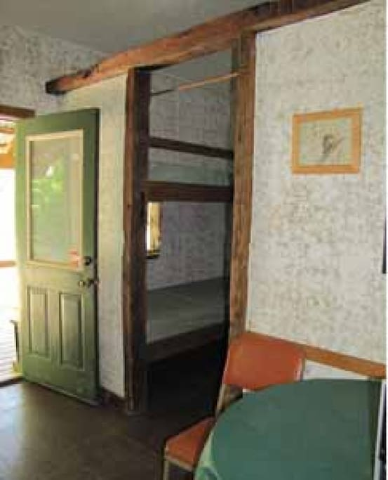 Brown county cabin cabins for rent in nashville indiana for Ponte coperto cabina brown county