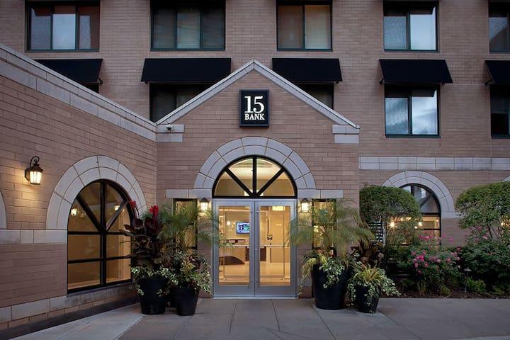 Lux 2BR near Downtown White Plains - White Plains - Apartment