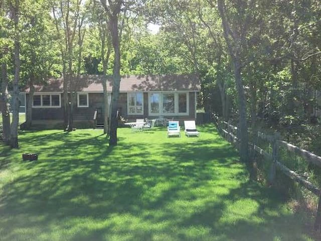 Charming  Cottage on The Bay: 2 bed - East Hampton - Cabaña