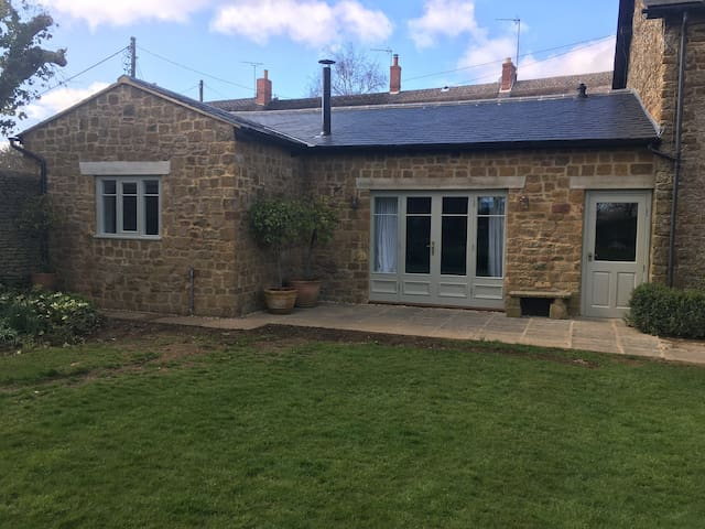 Newly renovated barn conversion in the Cotswolds