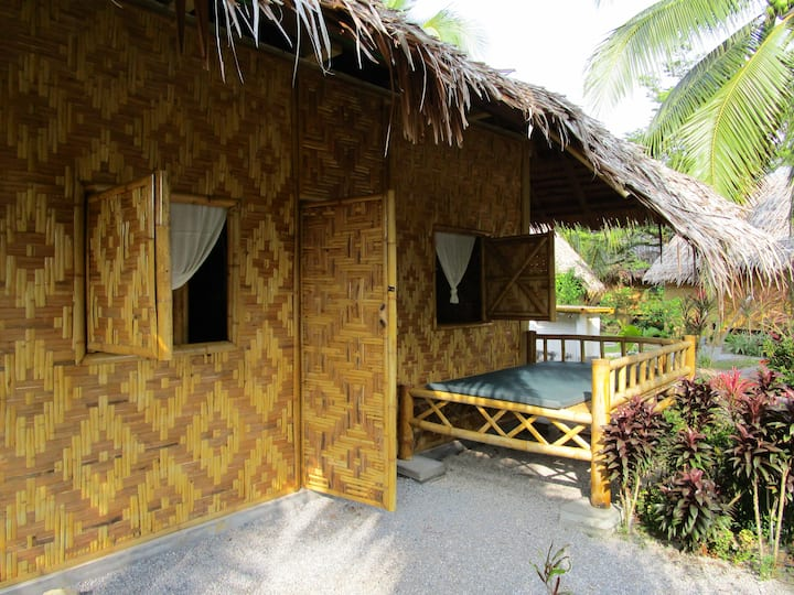 the Garden Khaolak Family Bamboo Bungalow 2 rooms