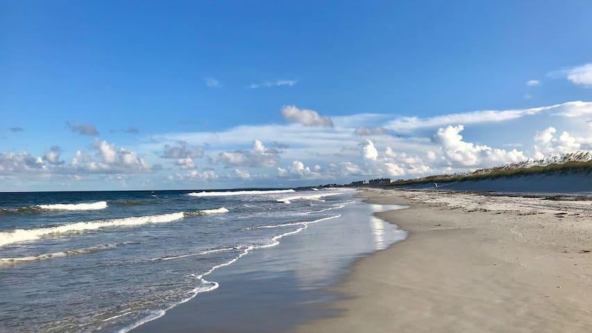 Atlantic Ocean - Southern View