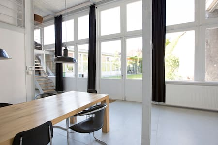 Stay at my loft / studio - Antwerpen