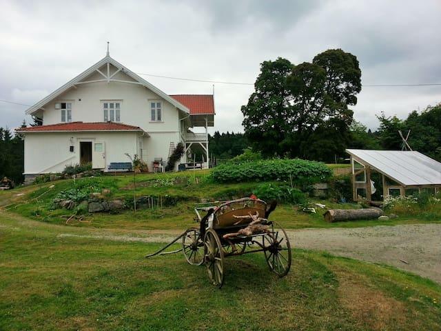 Hauger Farm - Vestby - Vila