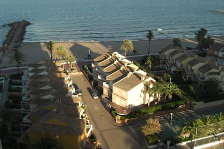 Apartamento en 1ª línea de Playa - El Puig - Apartamento