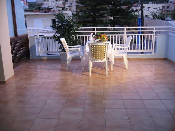 Second Floor Family Studio in Agia Marina