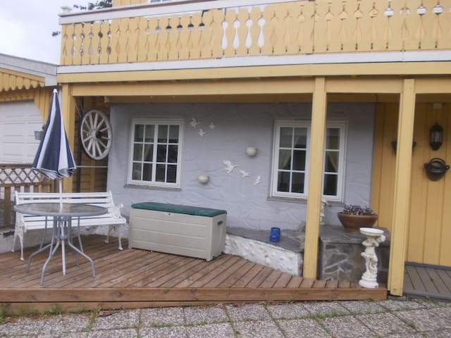 Small flat,  close to the beaches. - Sandefjord - Apartmen