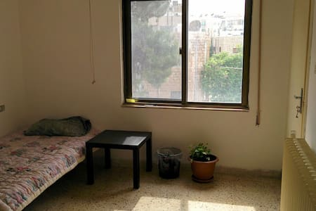 City View Small Room in Jabal Amman - Amman - Apartment