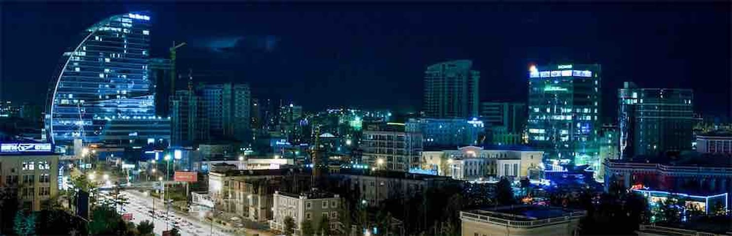 Great Location in Downtown, UB capital city