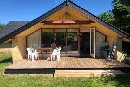 Sommerhus i fantastisk natur område