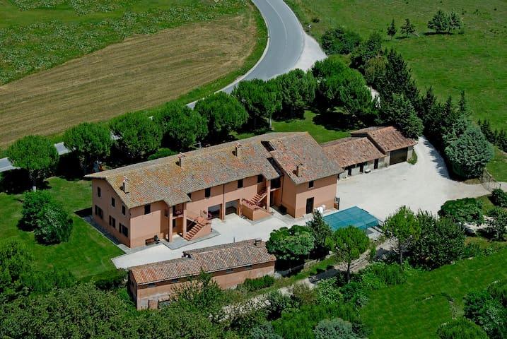 Appartamento nella campagna Umbra - Gubbio - Apartment