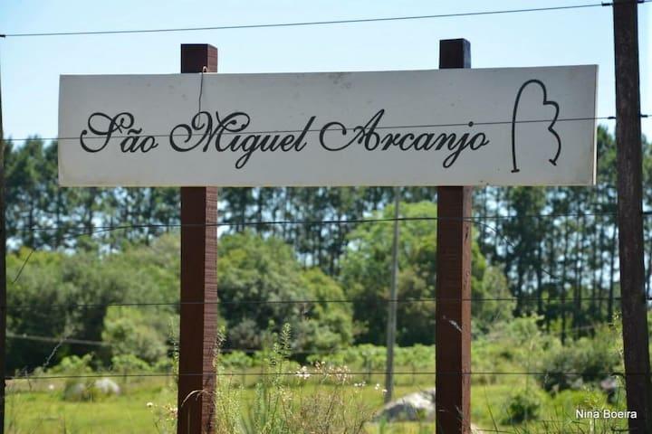 Pousada Rural São Miguel Arcanjo