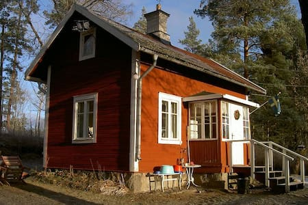 Charming 1906 country house - Flen S - Cabin