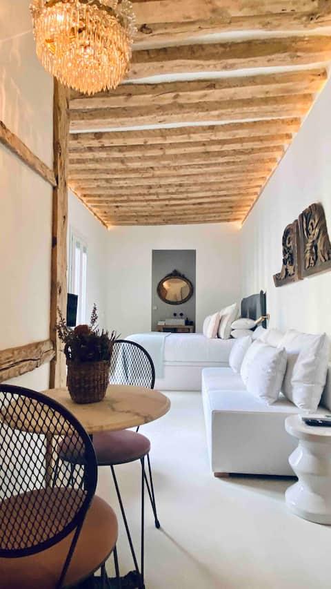 Luxury Studio Suite en el corazón de Madrid
