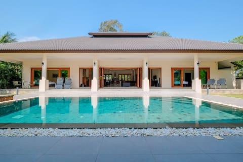 Art Luxe Homes - Baan Sawan Pool Villa Chiang Mai