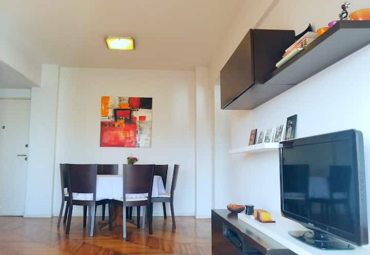Luminous apt in Almagro