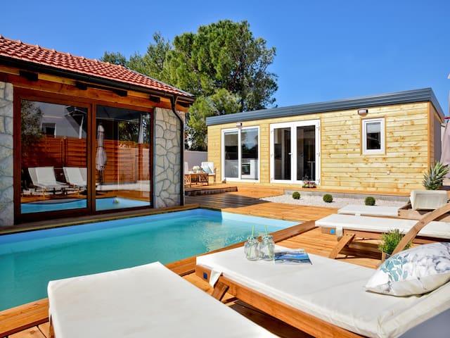 Luxury mobile home Biograd