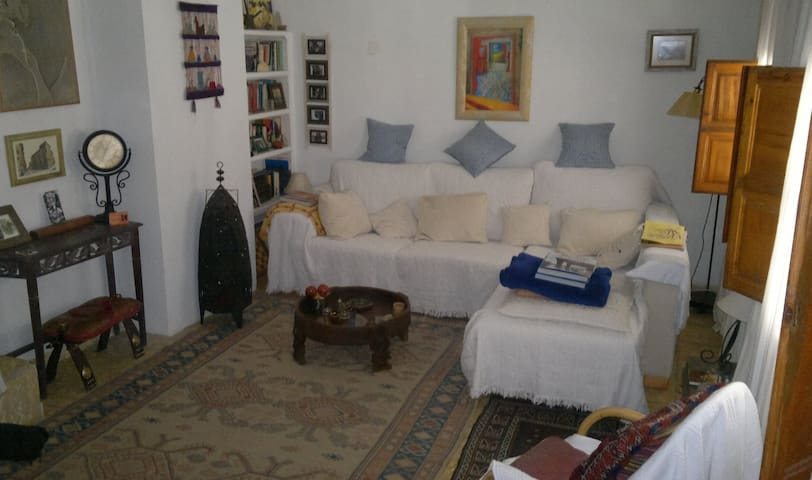 Beautiful rural house near Granada - La Peza