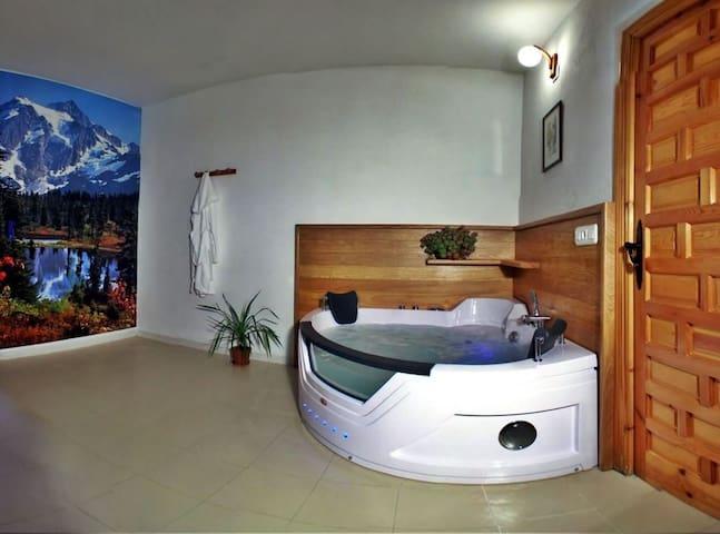 Alojamiento suite una sola planta en la Alpujarra - Mecina Bombarón - Apartament