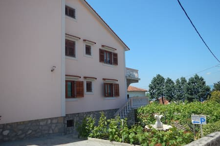 Apartment with see view for4Persons - Šilo - Apartment