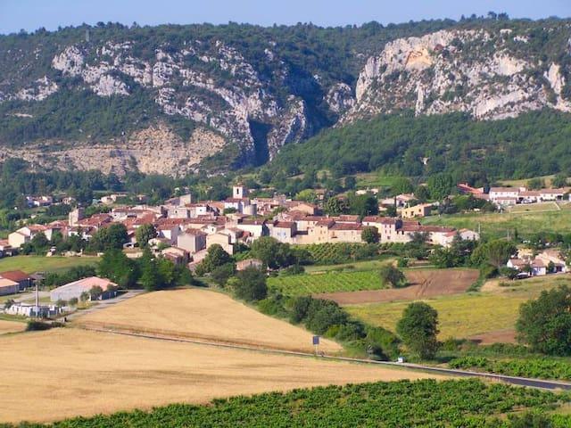 Belle maison de village a Quinson - Quinson - Hus
