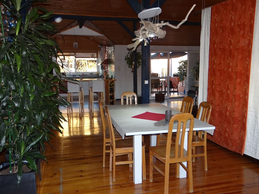 Open space - dining room