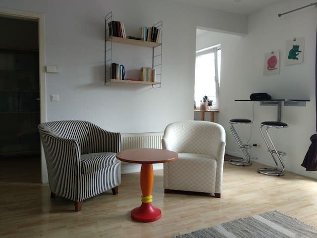 Super zentrale und schöne Wohnung