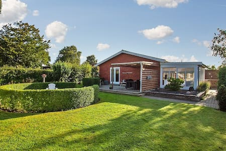 COZY VILLA with garden in Herning! - Villa