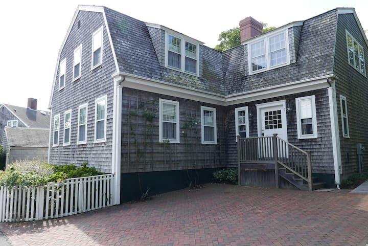 Nantucket Modern Barn Conversion in Town
