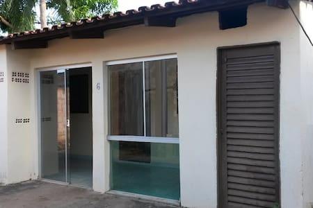 Casa de 1 quarto no Aureny I - Palmas - House
